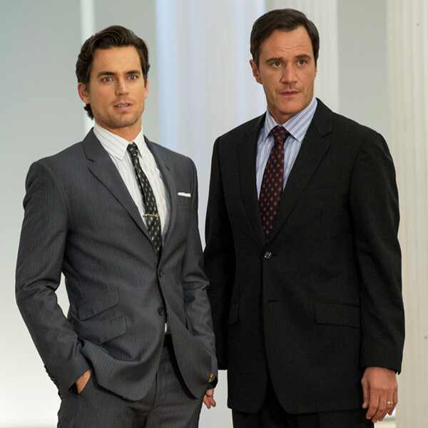 Matt Bomer, Tim DeKay, White Collar
